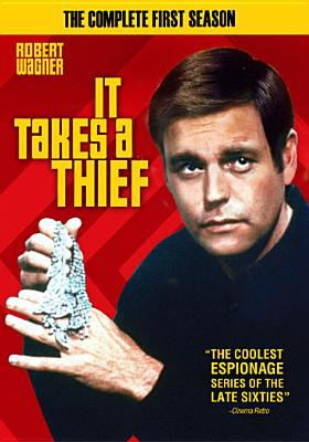 It takes a thief. The complete first season