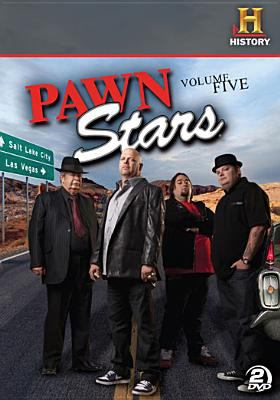 Pawn stars. Volume five
