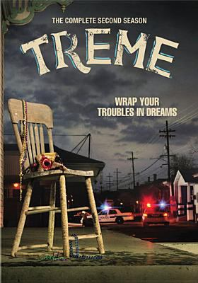 Treme. The complete second season [videorecording] / supervising producer, Anthony Hemingway ; created by David Simon & Eric Overmyer ; Blown Deadline Productions ; a presentation of Home Box Office.