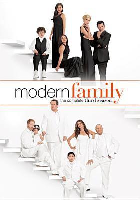 Modern family. The complete third season