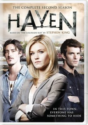 Haven. The complete second season / An Entertainment One/Big Motion Pictures production in association with Universal Networks International ; written by Sam Ernst [and others] ; directed by TW Peacocke [and others] ; developed for television by Sam Ernst, Jim Dunn.