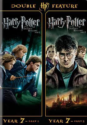 Harry Potter and the deathly hallows. Parts 1 & 2 [videorecording] / Warner Bros. Pictures presents a Heyday Films production, a David Yates film ; screenplay by Steve Kloves ; produced by David Heyman, David Barron, J.K. Rowling ; directed by David Yates.