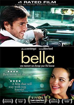 Bella [videorecording] / Roadside Attractions presents a Metanoia Films production in association with the One Media and MPower Pictures ; written by Alejandro Monteverde, Patrick Million and Leo Severino ; produced by Denise Pinckley ... [et al.] ; directed by Alejandro Monteverde.