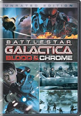 Battlestar Galactica. Blood & chrome [videorecording] / Universal ; producer, Paul M. Leonard, Clara George ; teleplay, Michael Taylor ; directed by Jonas Pate.