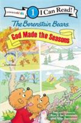 The Berenstain Bears : God made the seasons