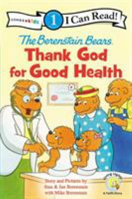The Berenstain bears thank God for good health