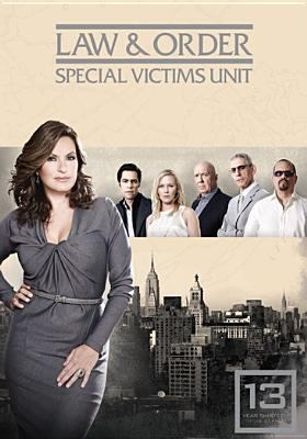 Law & order, Special victims unit. Year 13, '11/'12 season