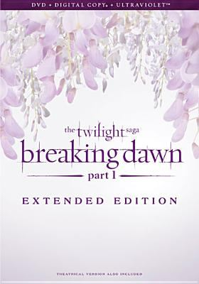 The twilight saga. Breaking dawn, part 1