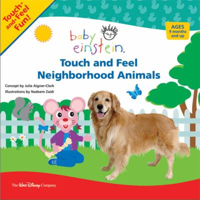 Touch and feel neighborhood animals