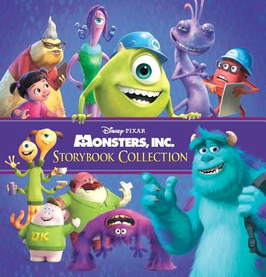 Monsters, Inc. storybook collection.