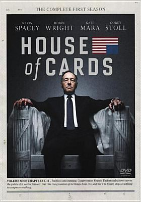 House of cards. The complete first season / producer[s], Karyn McCarthy, Keith Huff ; created for television by Beau Willimon ; Trigger Street Productions, Wade Thomas Productions, Media Rights Capital.