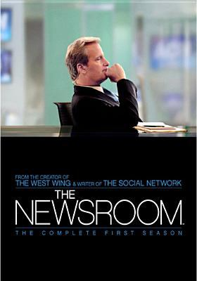 The newsroom. The complete first season [videorecording] / HBO Entertainment presents ; executive producers, Aaron Sorkin, Scott Rudin, Alan Poul ; created by Aaron Sorkin.