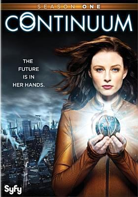 Continuum. Season one [videorecording] / creator, Simon Barry.