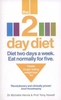 The 2-day diet : diet two days a week. Eat normally for five