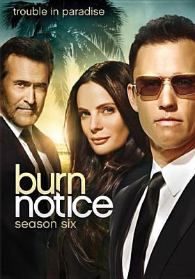 Burn Notice. Season 6