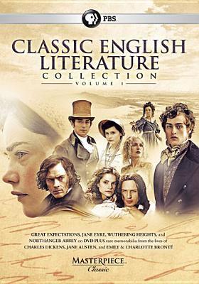 Classic english literature collection. Volume 1.