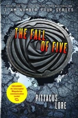 The fall of five : book four of the Lorien legacies
