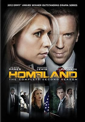 Homeland. The complete second season / developed for American television by Alex Gansa & Howard Gordon ; Twentieth Century Fox Film Corporation ; Teakwood Lane Productions ; Cherry Pie Productions ; Keshet ; Fox 21.