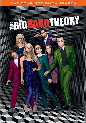 The big bang theory. The complete sixth season [videorecording] / creator, Chuck Lorre, Bill Prady.