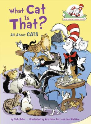 What cat is that? : all about cats