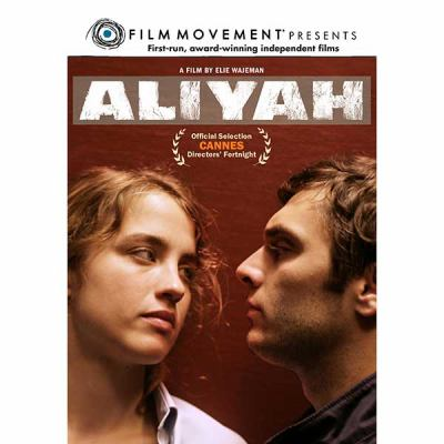 Aliyah / Film Movement presents a film by Elie Wajeman ; a coproduction 24 Mai Production and Les Films Pelléas ; in coproduction with France 2 Cinéma, Rhône-Alpes Cinéma, France Télévision and Soficinéma 8 ; developed with the support of Cofimage Développement, Cinémage 5 Développement and Cofinova Développement 4 International Sales Rezo World Sales ; produced by Lola Gans ; screenplay by Elie Wajeman and Gaëlle Macé.