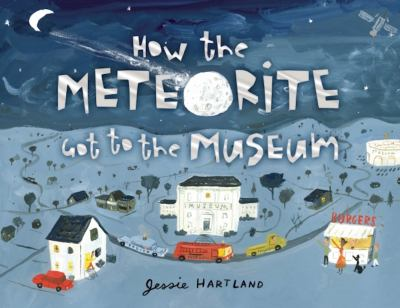 How the meteorite got to the museum