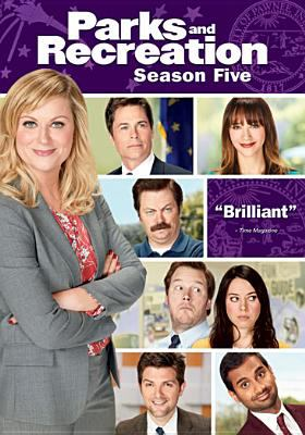 Parks and recreation. Season five [videorecording].