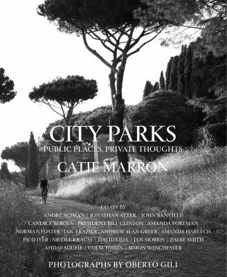 City parks : public places, private thoughts