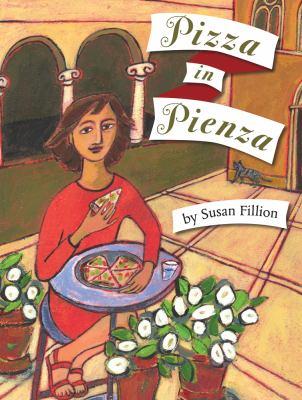 Pizza in Pienza