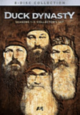 Duck dynasty. Seasons 1-3 collector's set