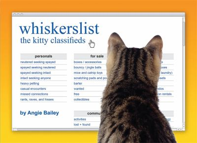 Whiskerslist : the kitty classifieds