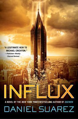 Influx / Daniel Suarez.
