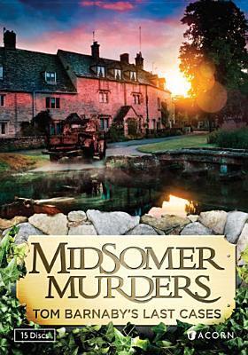 Midsomer murders Tom Barnaby's last cases