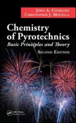 Chemistry of pyrotechnics : basic principles and theory