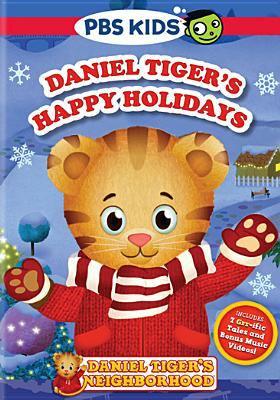 Daniel Tiger's neighborhood. Daniel Tiger's happy holidays