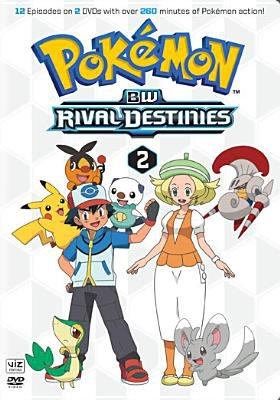 Pokemon. Black and white. Rival destinies, set 2.