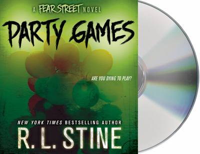 Party games a Fear Street novel