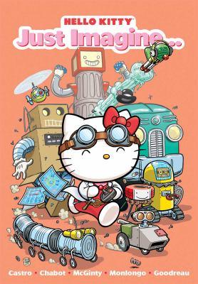 Hello Kitty. Just imagine