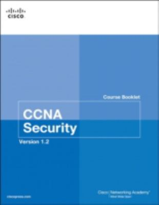 CCNA security course booklet.