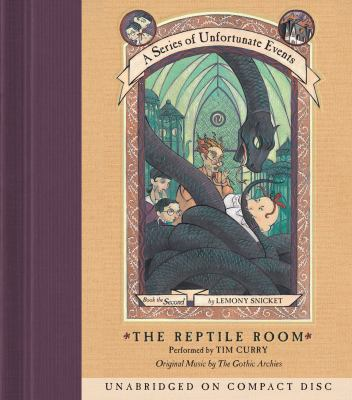 The reptile room / Lemony Snicket.