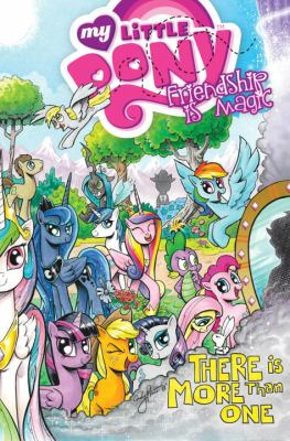 My little pony : friendship is magic. Bk.5, There is more than one. Friendship is magic