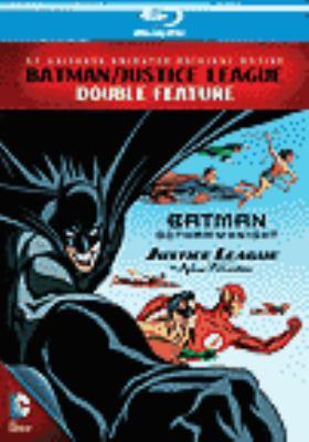 Batman/Justice League double feature