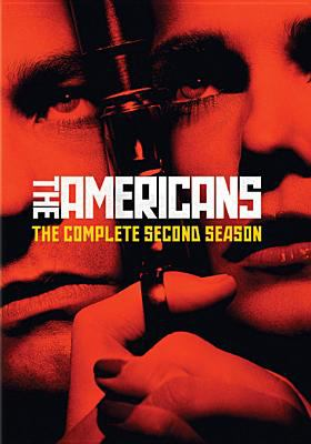 The Americans. The complete second season / FX presents ; Amblin Television ; Fox Television Studios ; FX Productions.