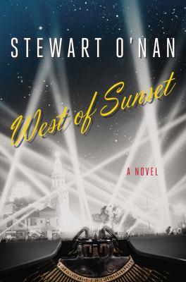 West of sunset : a novel