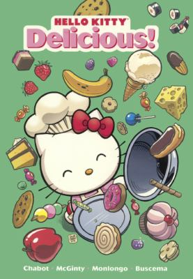 Hello kitty, vol. 2. delicious!.