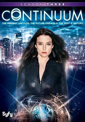 Continuum. Season three.