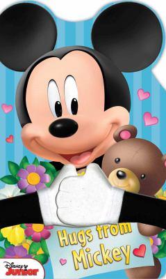 Hugs from Mickey
