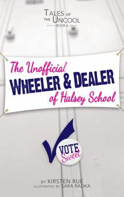 The unofficial wheeler & dealer of Halsey School