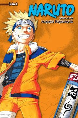 Naruto 3-in-1. Volume 4