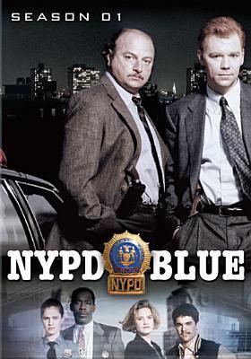 NYPD blue. Season 01. Disc 3 & 4